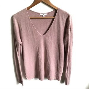Nordstrom BP. dusty rose sweater small